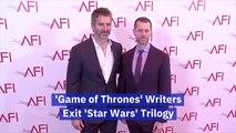 David Benioff And D.B. Weiss Stick With Netflix