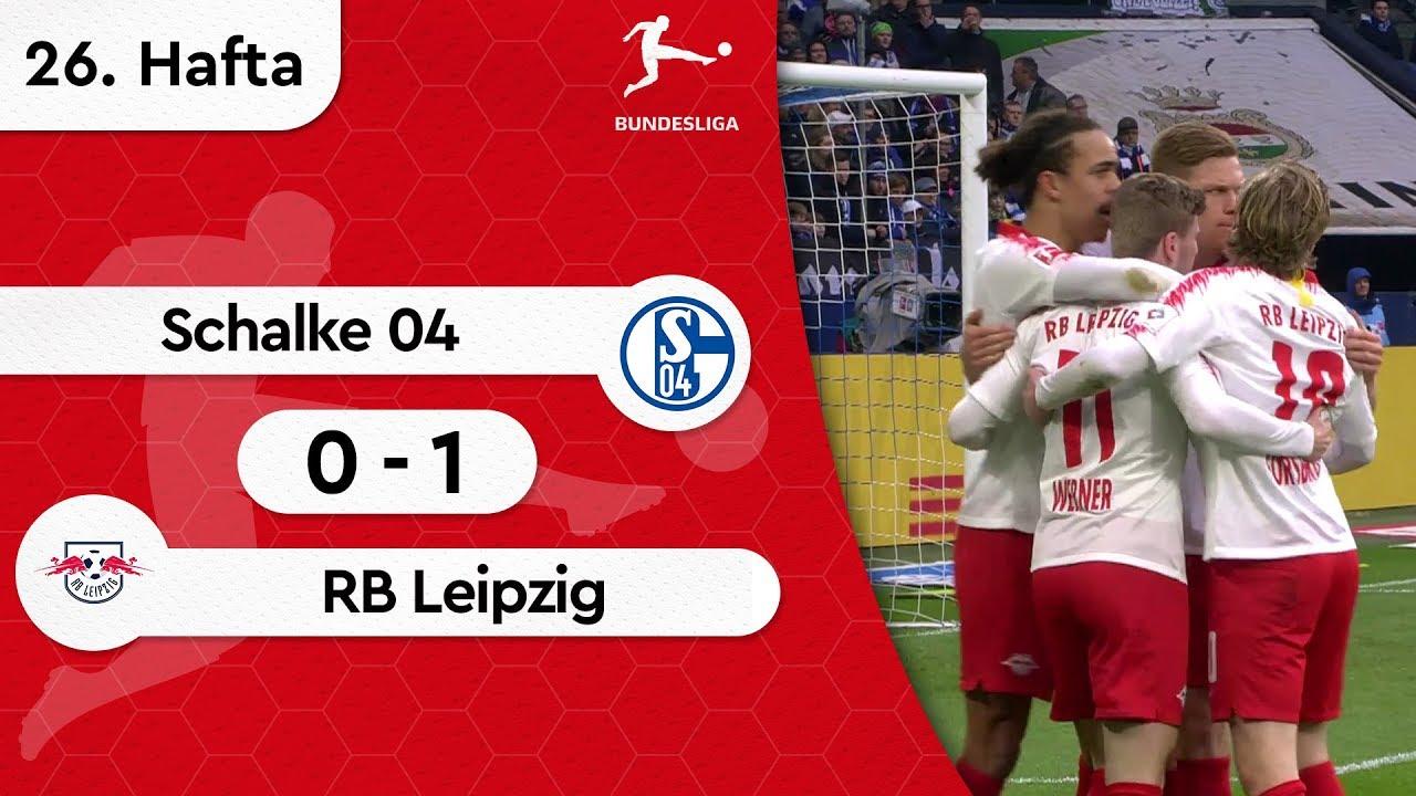 Schalke 04 - RB Leipzig (0-1) - Maç Özeti - Bundesliga 2018/19