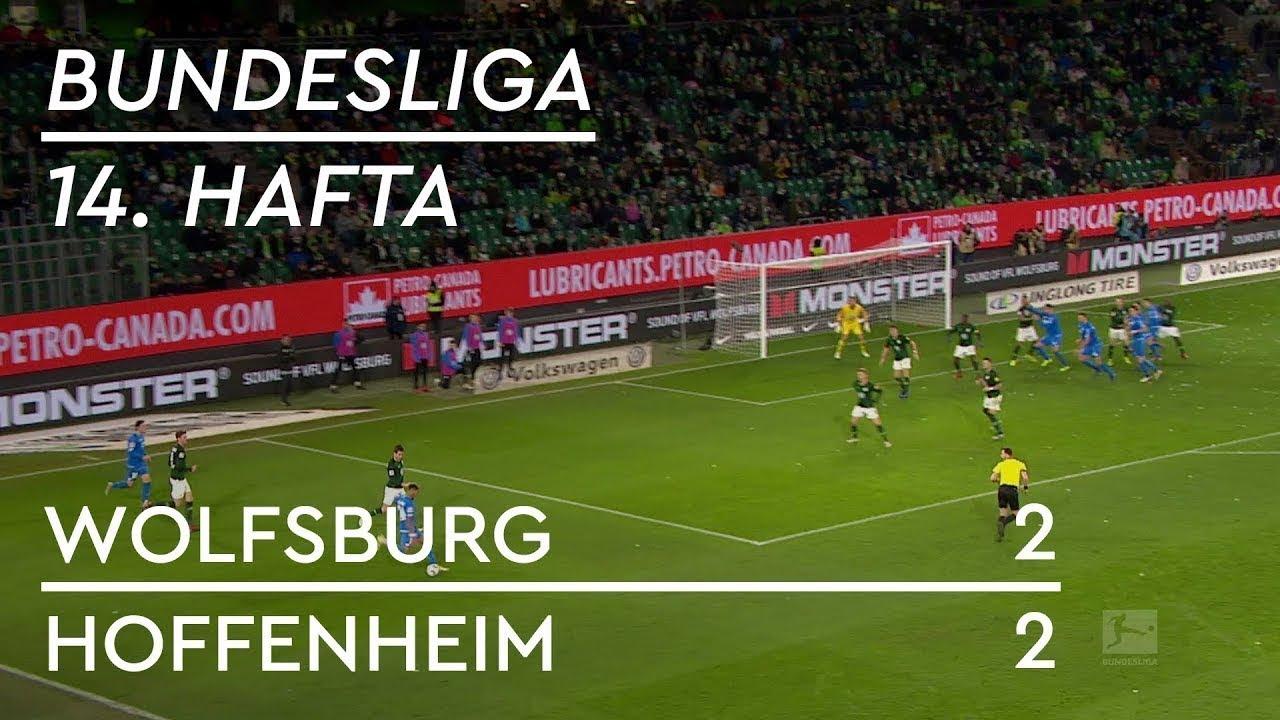 Wolfsburg - Hoffenheim (2-2) - Maç Özeti - Bundesliga 2018/19 - Türkçe Anlatım