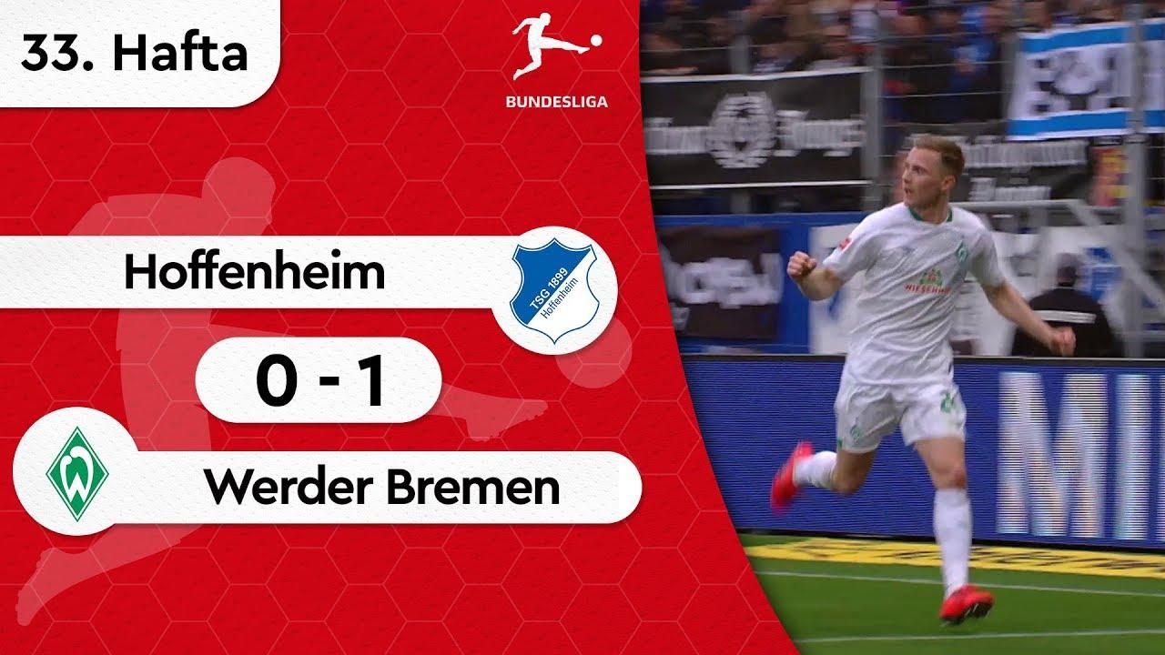 Hoffenheim - Werder Bremen (0-1) - Maç Özeti - Bundesliga 2018/19