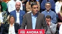 Sánchez apela a los indecisos para hacer posible un Gobierno fuerte
