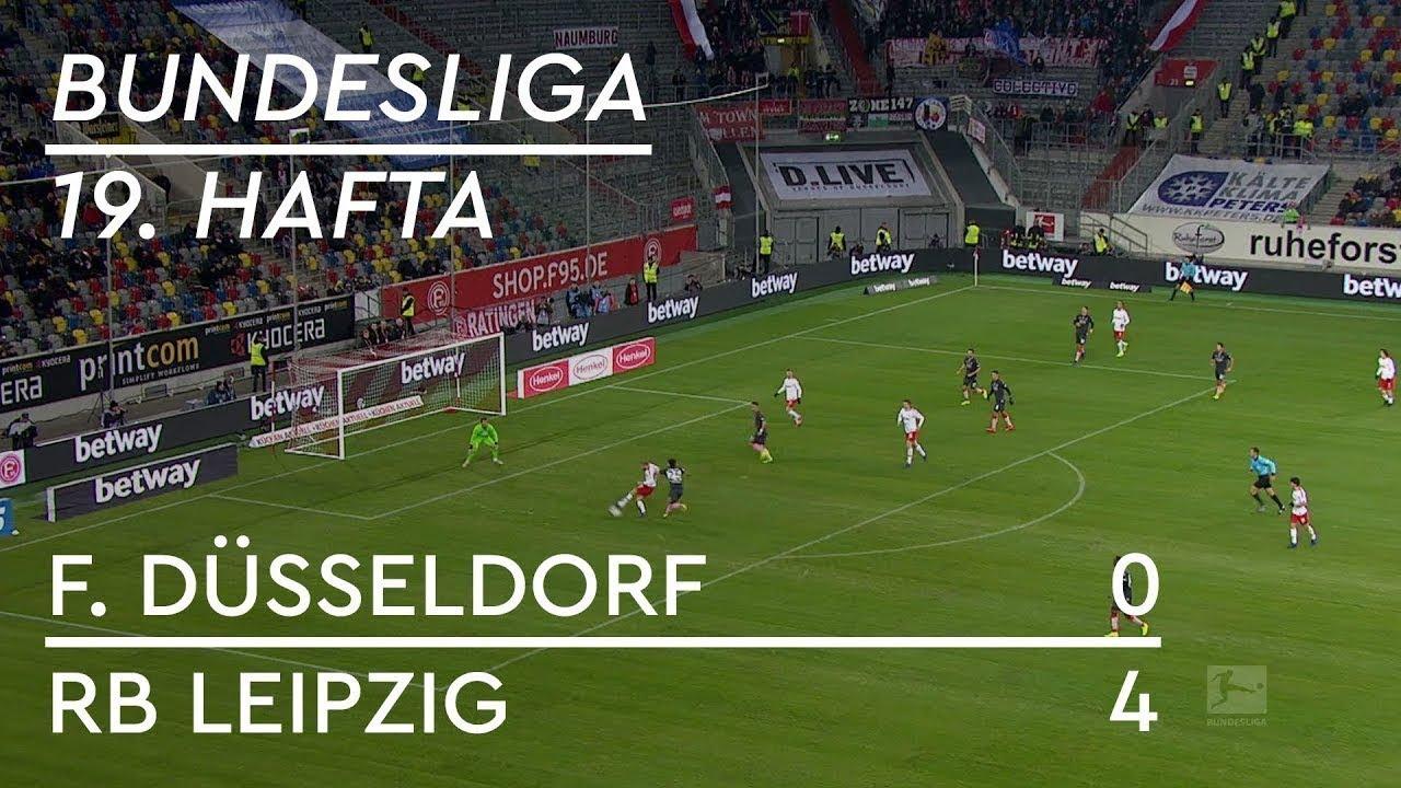 Fortuna Düsseldorf - RB Leipzig (0-4) - Maç Özeti - Bundesliga 2018/19 - Türkçe Anlatım