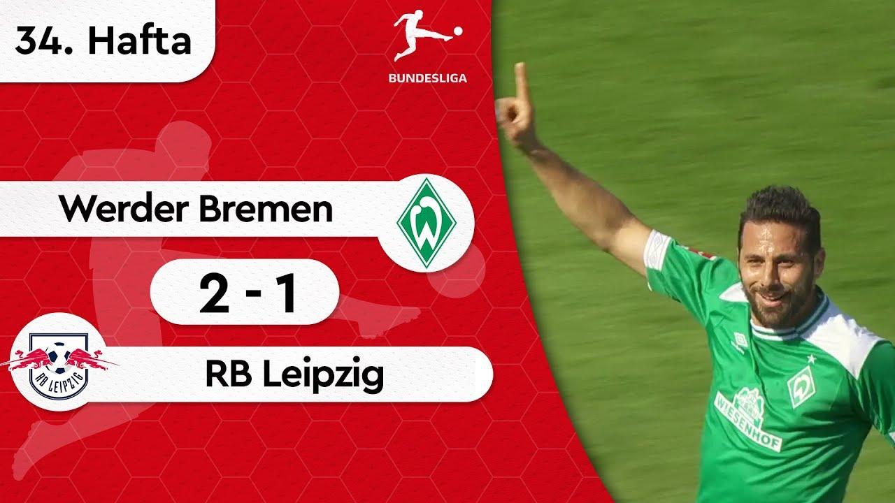 Werder Bremen - RB Leipzig (2-1) - Maç Özeti - Bundesliga 2018/19