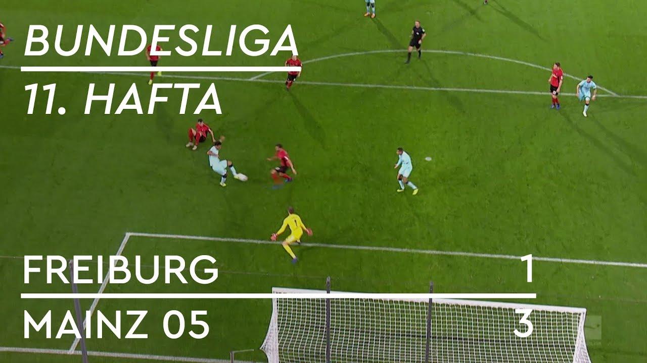 Freiburg - Mainz 05 (1-3) - Maç Özeti - Bundesliga 2018/19