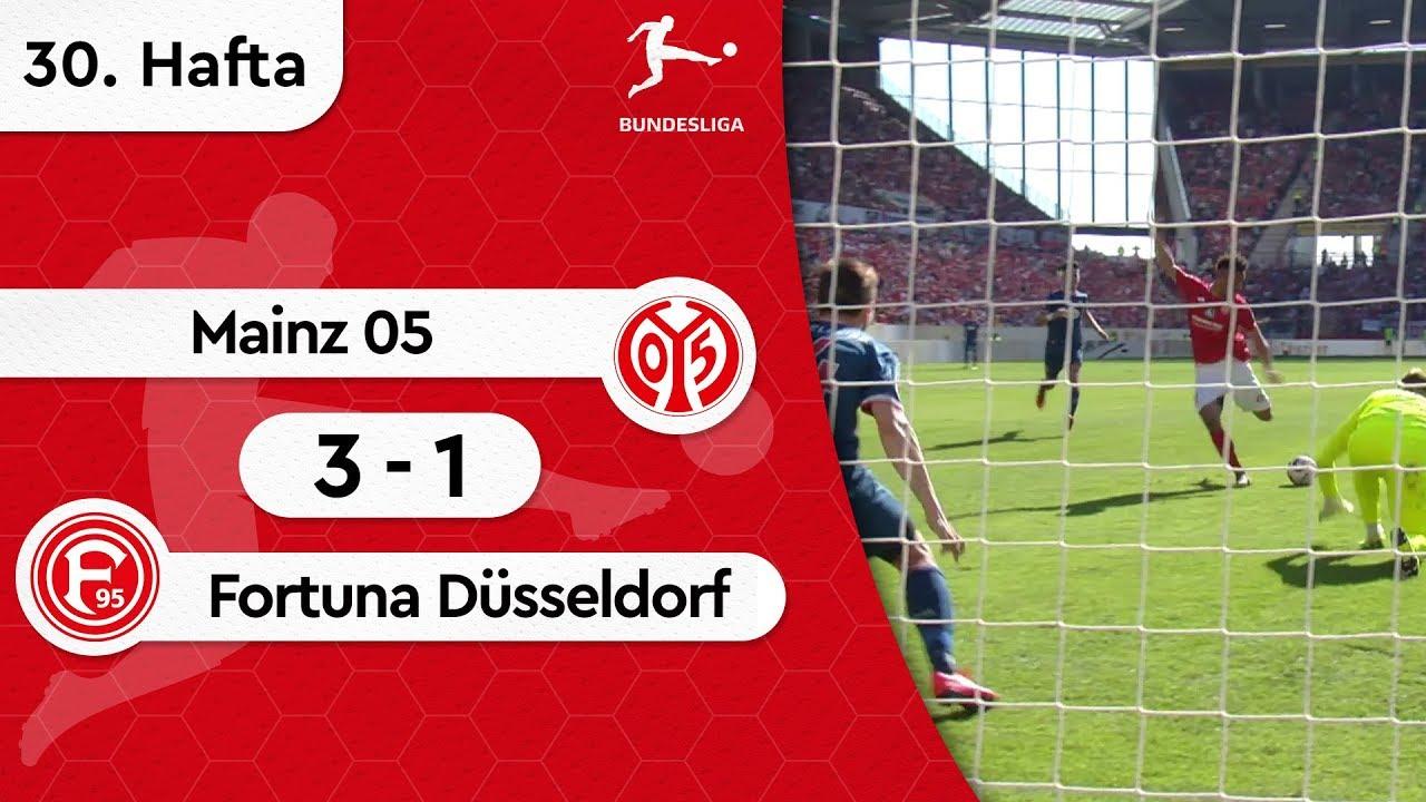 Mainz 05 - Fortuna Düsseldorf (3-1) - Maç Özeti - Bundesliga 2018/19