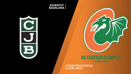 7Days EuroCup Highlights Regular Season, Round 5: Joventut 101-81 Olimpija