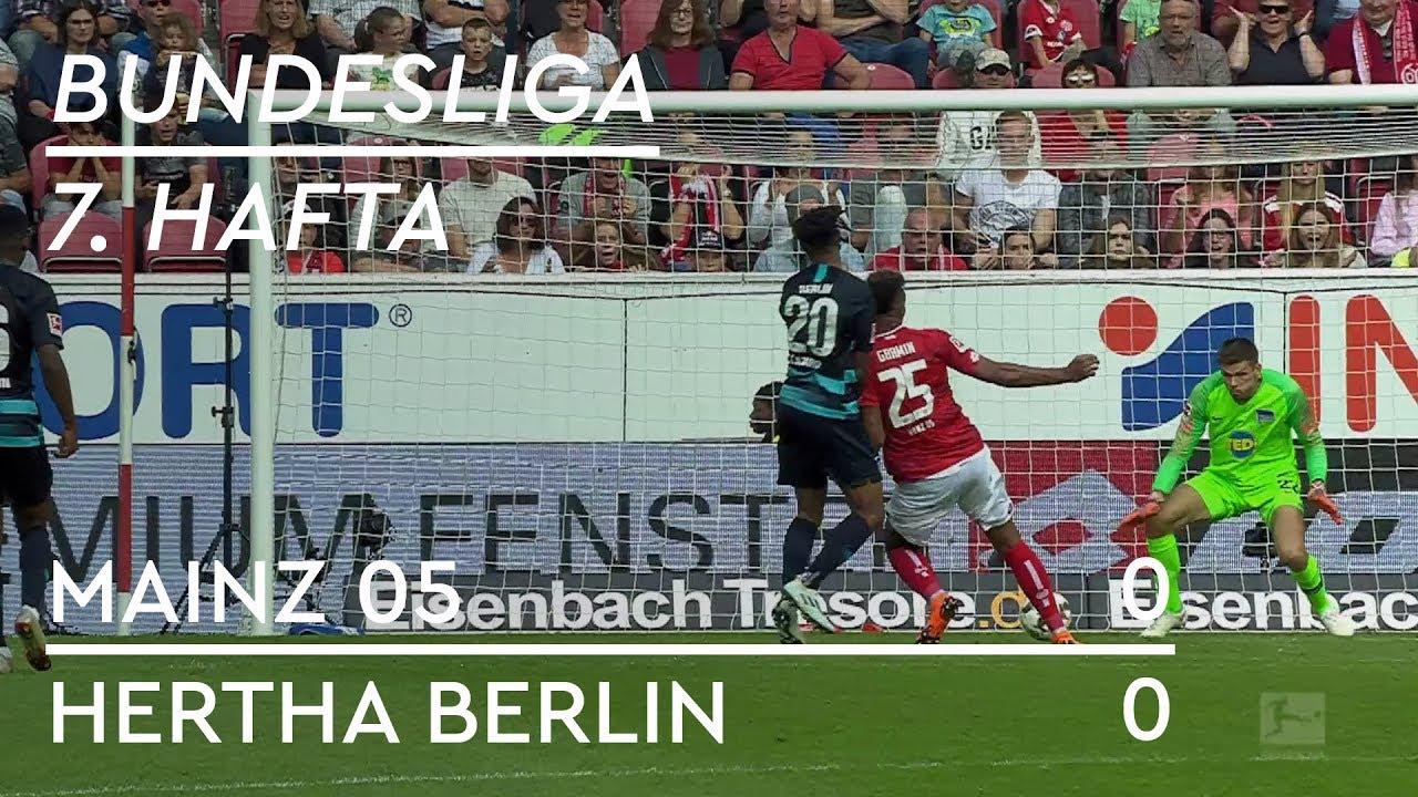 Mainz 05 - Hertha Berlin (0-0) - Maç Özeti - Bundesliga 2018/19