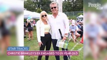 Christie Brinkley's Ex-Husband Peter Cook, 60, Engaged to 21-Year-Old College Student