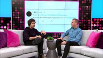 Despite Being a YouTube Star, David Dobrik Reveals He's Very Nervous During Live Performances