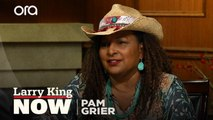 Pam Grier recalls hilarious horse incident with then-boyfriend Richard Pryor