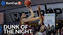7DAYS EuroCup Dunk of the Night: Mitchell Watt, Umana Reyer Venice
