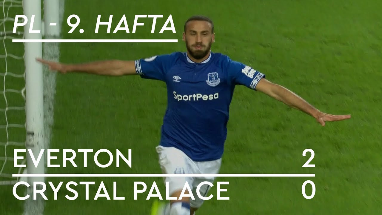 Everton - Crystal Palace (2-0) - Maç Özeti - Premier League 2018/19