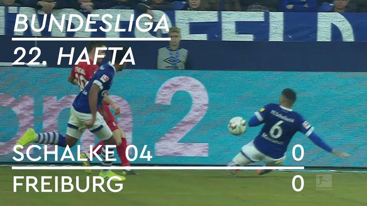 Schalke 04 - Freiburg (0-0) - Maç Özeti - Bundesliga 2018/19 - Türkçe Anlatım