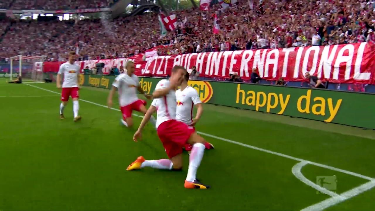 RB Leipzig vs Bayern Münih | En Güzel 5 Gol