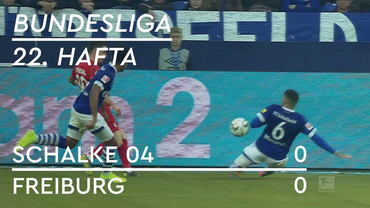 Schalke 04 - Freiburg (0-0) - Maç Özeti - Bundesliga 2018/19