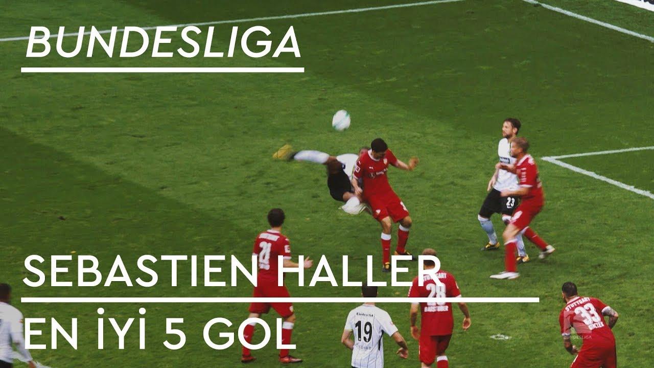 En İyi 5 Gol - Sebastien Haller | Bundesliga