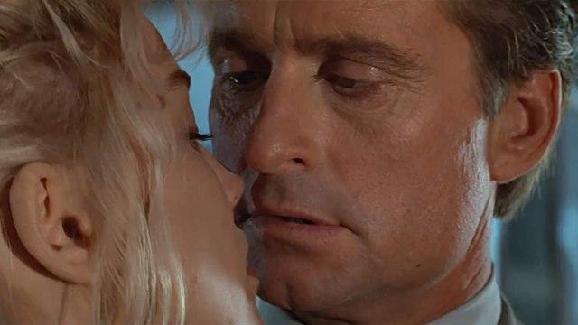BASIC INSTINCT Movie (1992) - Michael Douglas, Sharon Stone