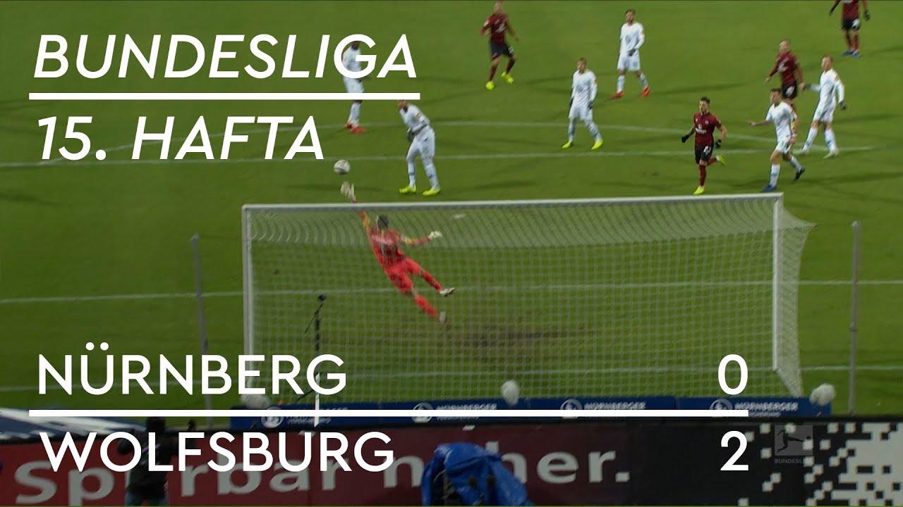 Nürnberg - Wolfsburg (0-2) - Maç Özeti - Bundesliga 2018/19