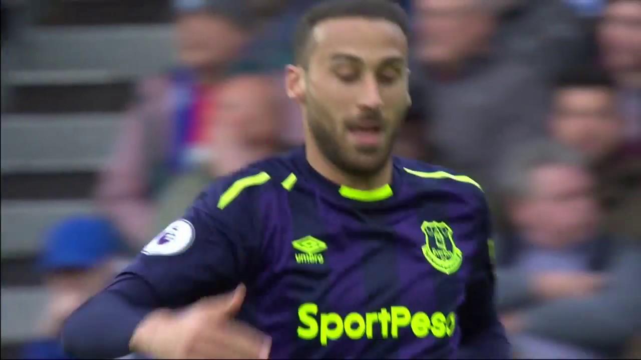 Huddersfield - Everton (0-2) - Maç Özeti - Premier League 2017/18