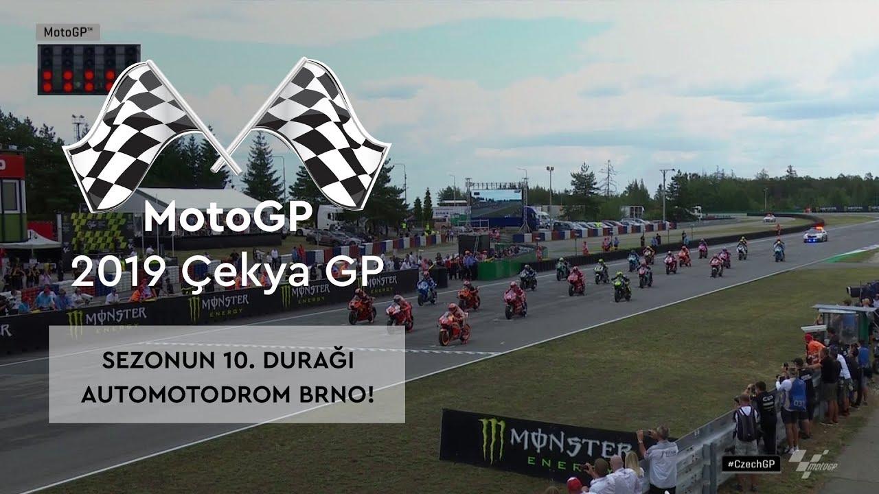 Sezonun 10. Durağı Automotodrom Brno! (MotoGP 2019 - Çekya Grand Prix)