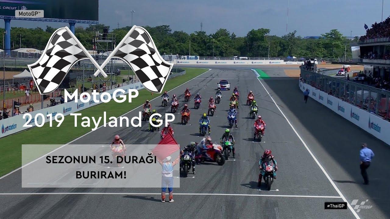 Sezonun 15. Durağı Buriram! (MotoGP 2019 - Tayland Grand Prix)