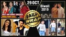 Priyanka Nick's Diwali, Alia - Kartik In Baiju Bawra, Deepika - Bhansali's Big Clash | Top 10 News