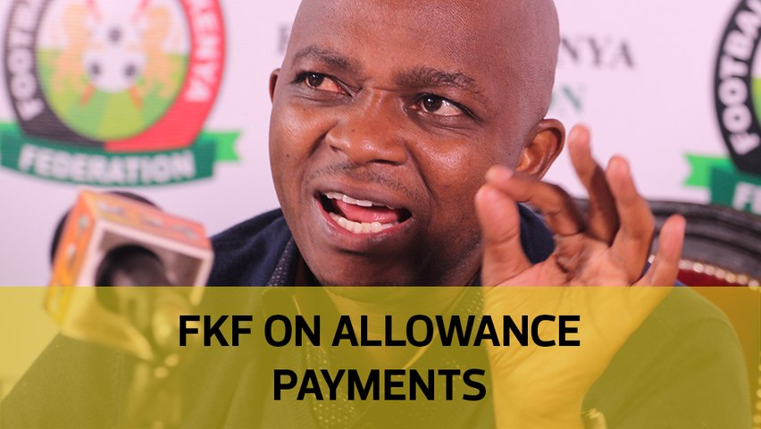 FKF on allowance payments