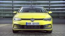 Weltpremiere des neuen Volkswagen Golf - digitalisiert, vernetzt und intelligent