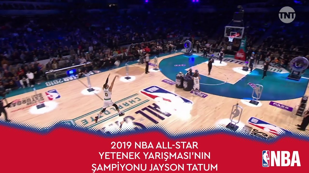2019 NBA All-Star Yetenek Yarışması'nın Özeti