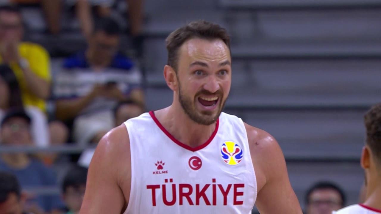 Türkiye 79 - 74 Karadağ | Maç Özeti - FIBA 2019 Dünya Kupası
