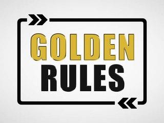 Reglas de oro para un juego responsable