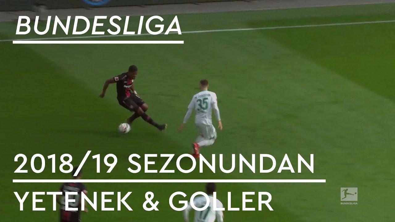 Bundesliga 2018/19 | Yetenek & Goller