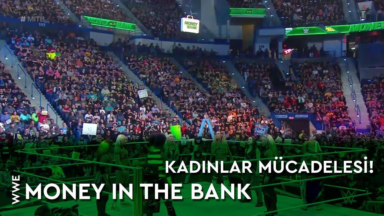WWE Money in The Bank | Kadınlar Mücadelesi! (Türkçe Anlatım)