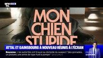 """Yvan Attal et Charlotte Gainsbourg sont à nouveau réunis au cinéma, dans """"Mon chien Stupide"""""""