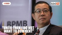 Wait until legal process exhausted, says Guan Eng on Hew's comic