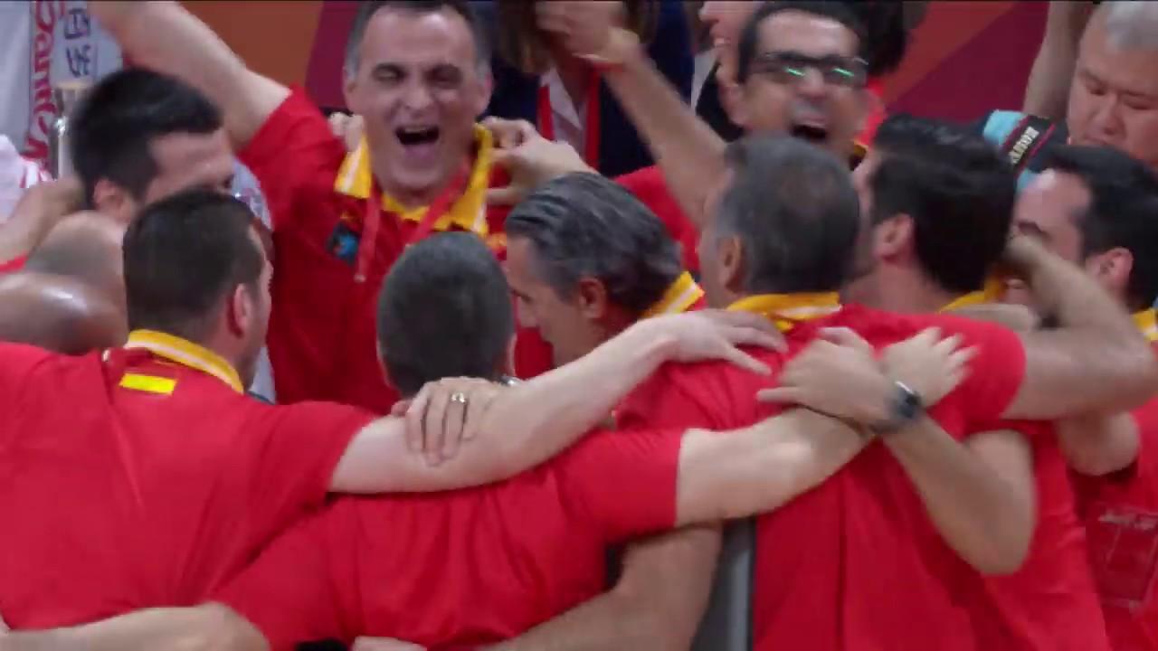 Arjantin 75 - 95 İspanya | Maç Özeti - FIBA 2019 Dünya Kupası