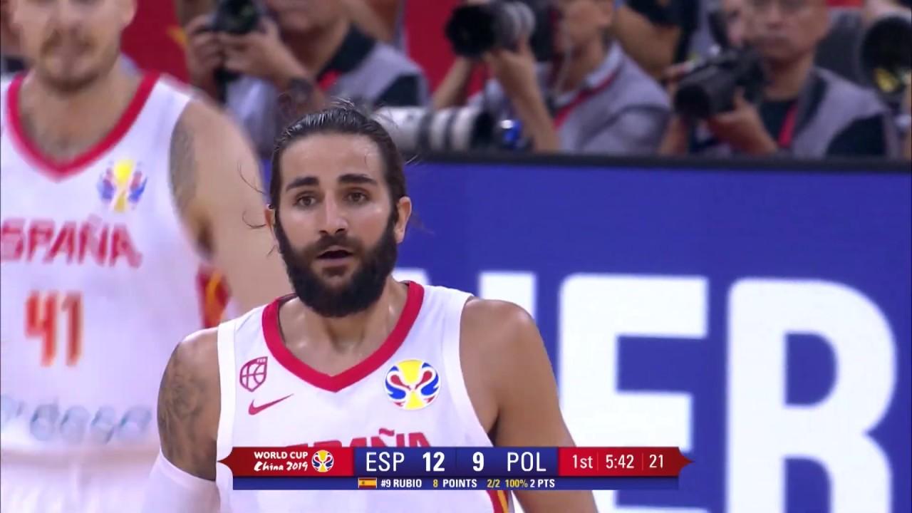 İspanya 90 - 78 Polonya | Maç Özeti - FIBA 2019 Dünya Kupası