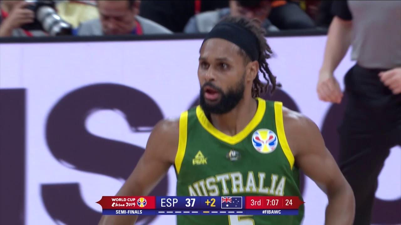 İspanya 95 - 88 Avustralya | Maç Özeti - FIBA 2019 Dünya Kupası
