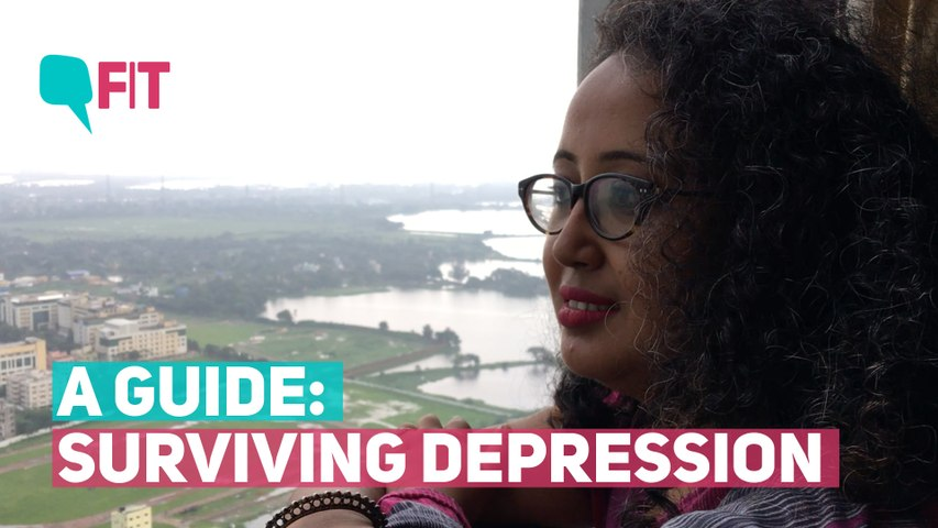 Surviving Depression:  A Wedding Photographer Talks About Living With Mental Illness