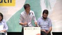 """Errejón sobre el CIS: """"Pedro Sánchez obtendría 150 escaños, un Goya y la Champions"""""""