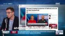 #Magnien, la chronique des réseaux sociaux : Le candidat des fake news - 30/10