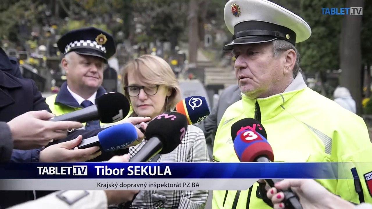 ZÁZNAM: Brífing za účasti námestníčky primátora hlavného mesta SR Bratislavy Lucie Štasselovej