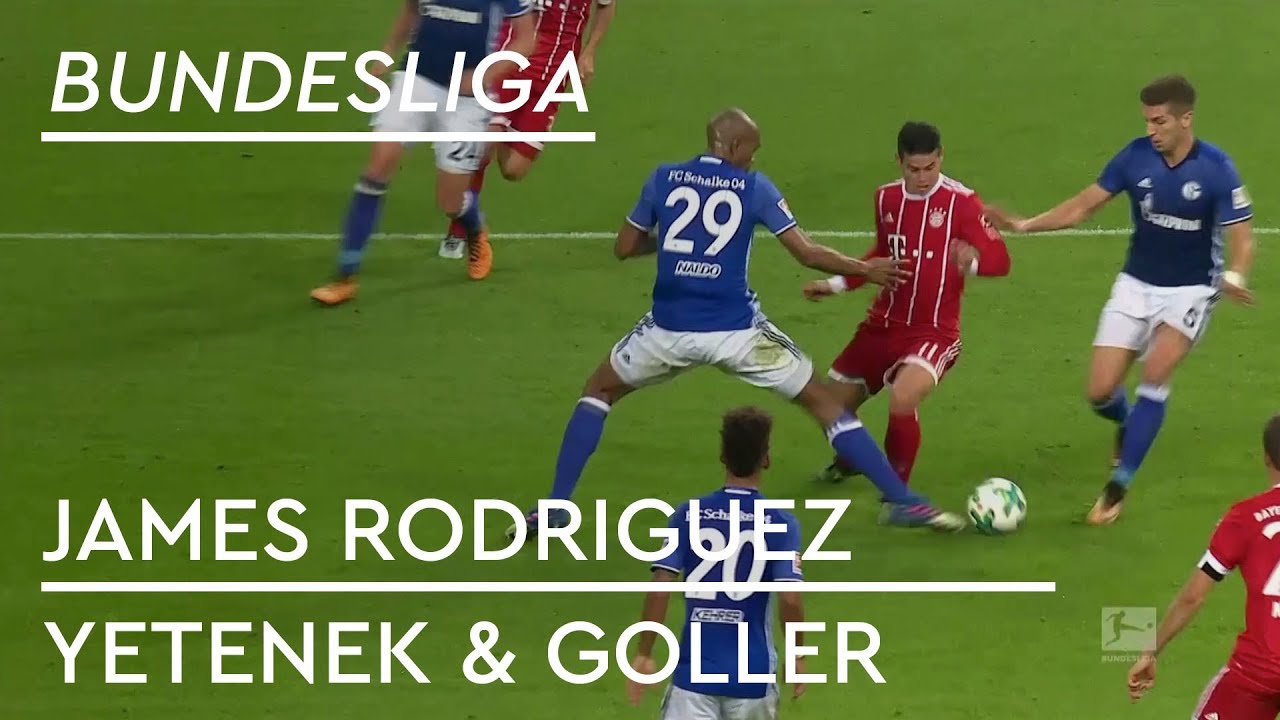 James Rodriguez | Yetenek & Goller
