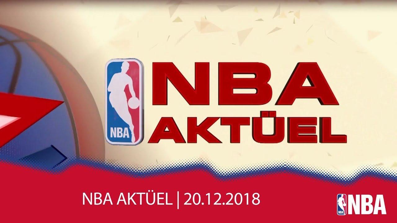 NBA Aktüel | 20.12.2018