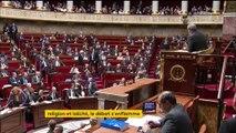 Religion et laïcité : l'Assemblée nationale s'emballe