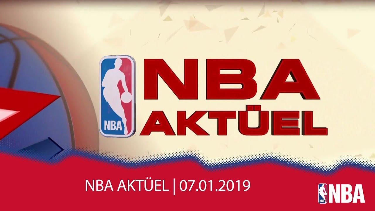 NBA Aktüel | 07.01.2019