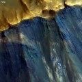 Voici les premières images de haute définition de la planète Mars, dévoilées par la NASA.