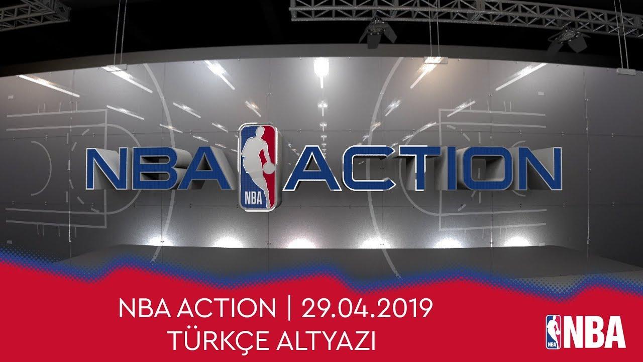 NBA Action | 29.04.2019 | Türkçe Altyazı