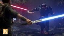Star Wars : Jedi Fallen Order, bande-annonce de lancement