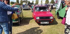 At Walton On The Naze Essex classic car show display event sept 2019 part 4
